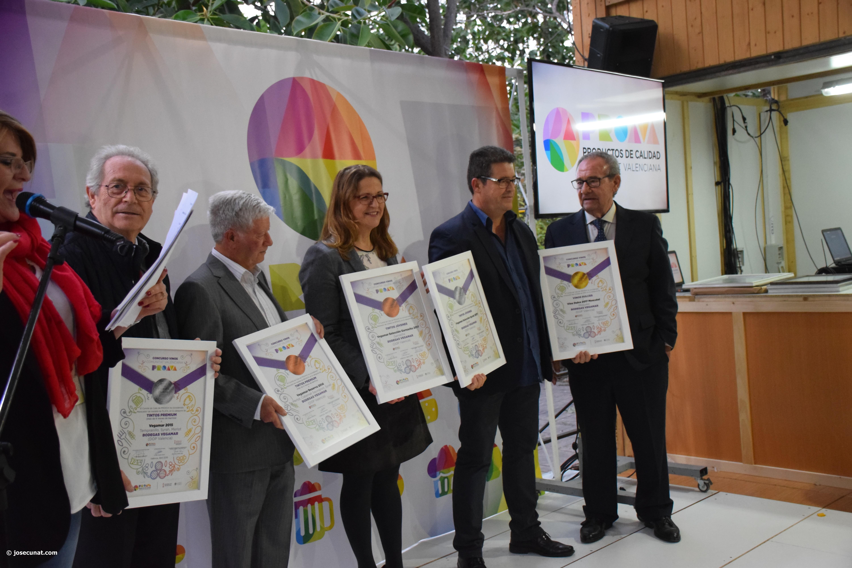 Premiados concurso Proava 2018