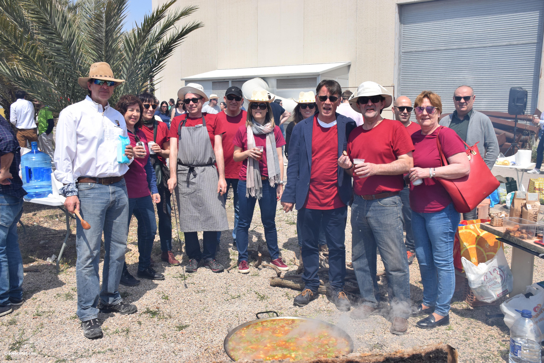 VI Concurso de Paellas en el Parque Tecnológico