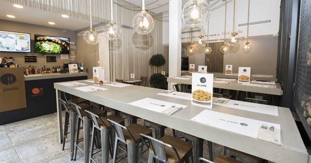 La marca valenciana es.paella inicia su expansión bajo el sistema de franquicia