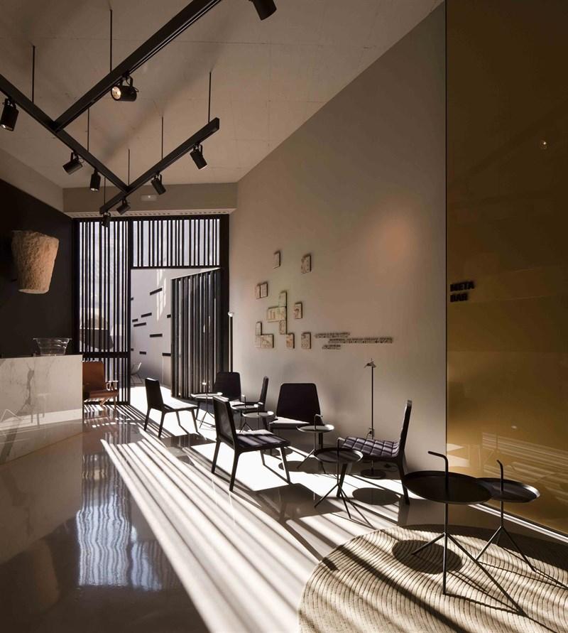 Caro hotel de val ncia finalista al mejor proyecto de - Proyectos de interiorismo valencia ...