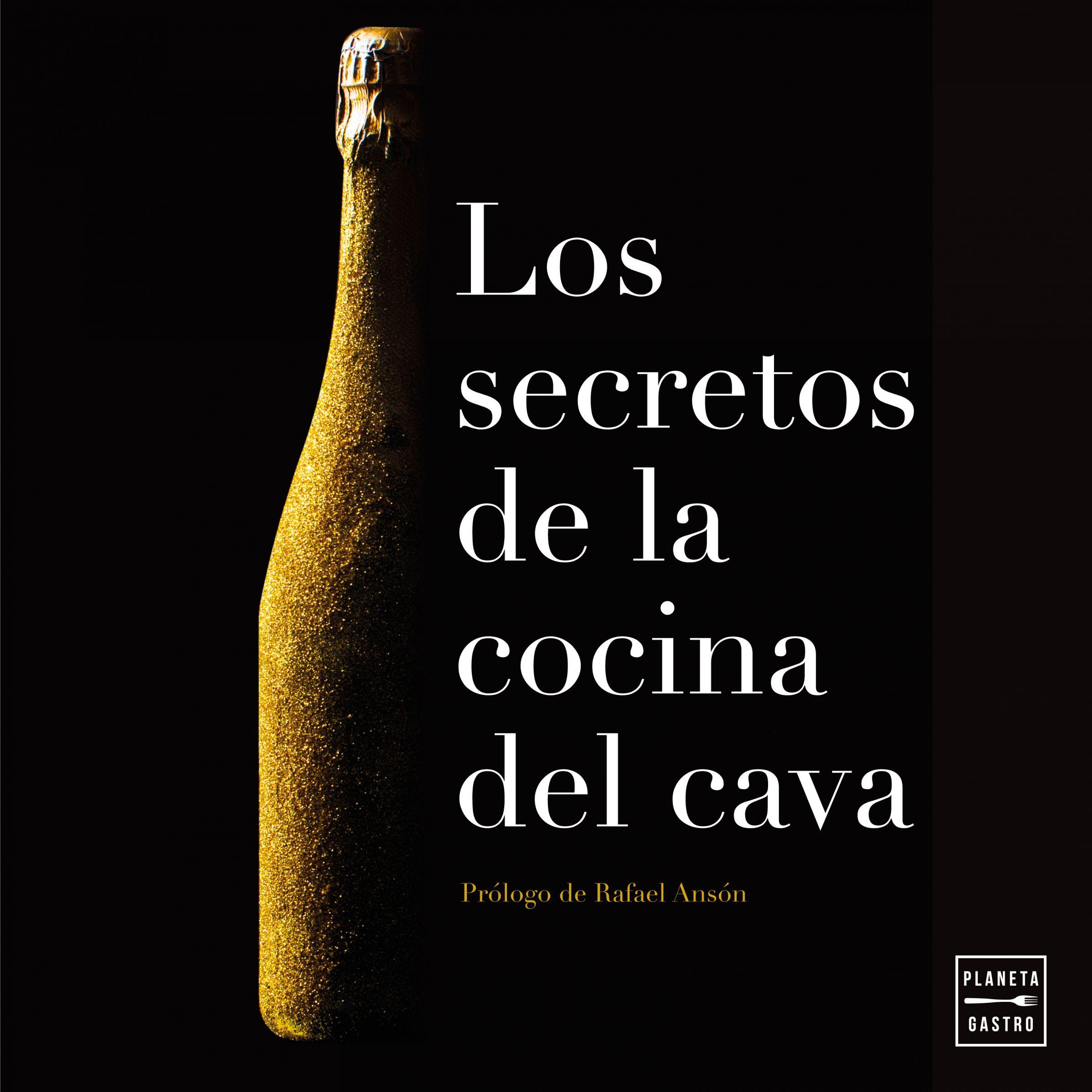 Libros de gastronomía: Los secretos de la cocina del  cava