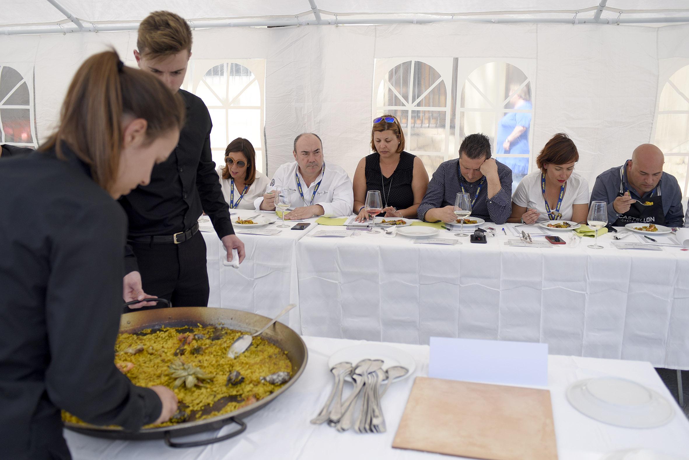 Un restaurante de Artana gana el premio al mejor 'arrocito de Castelló'