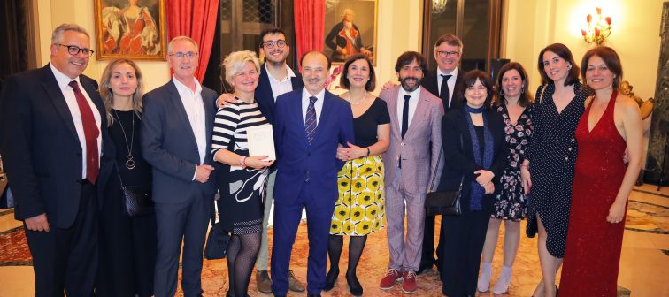 Del Tros al Plat conquista el Trastevere y se presenta ante la Italia turística