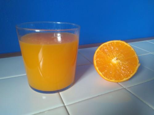 Las variedades de naranjas con más color contienen más antioxidantes