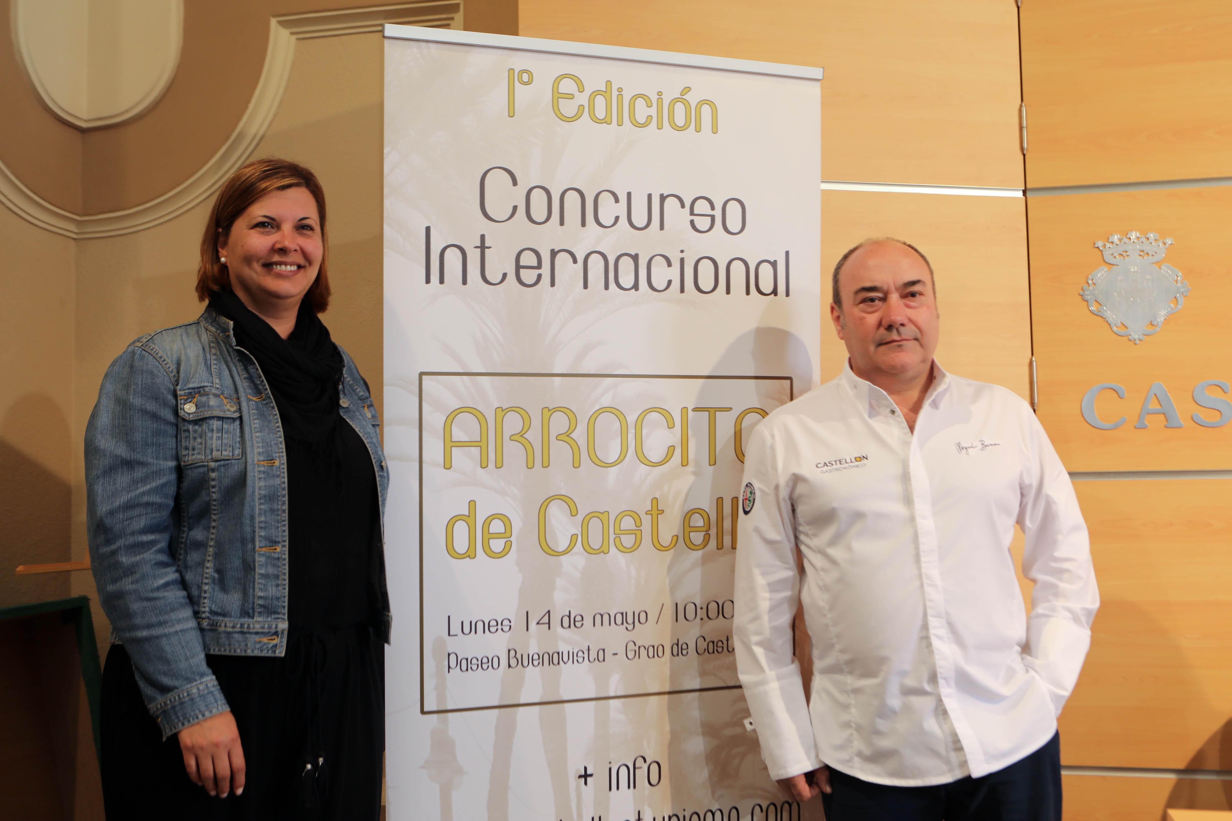 El primer concurso 'Arrocito de Castellón' pretende poner en valor la gastronomía castellonense