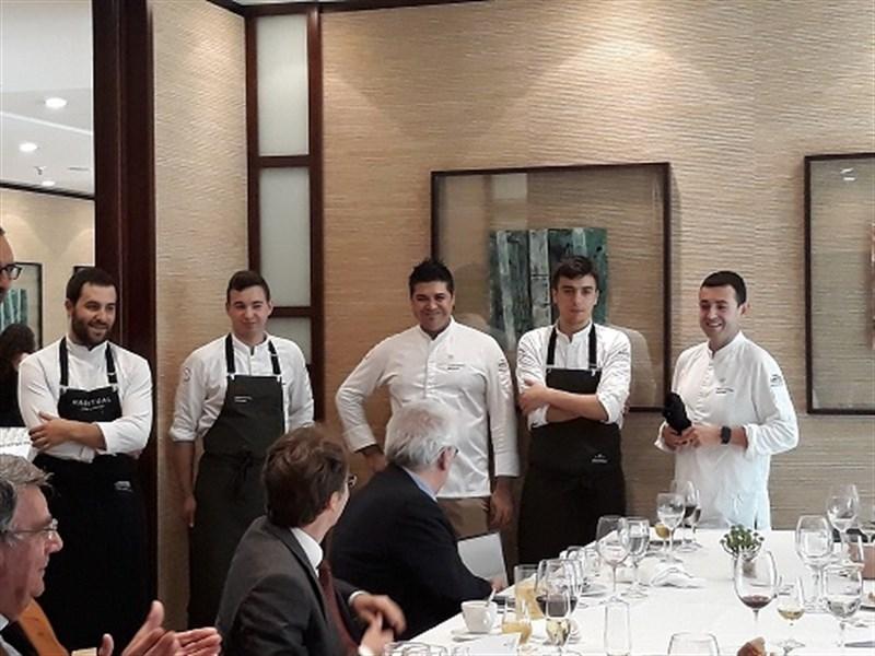 Ricard Camarena presenta las XIV Encuentros Gastronómicos que se iniciarán el 4 de junio en Valencia
