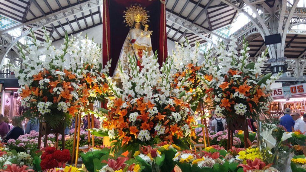 El Mercado Central homenajea a La Geperudeta