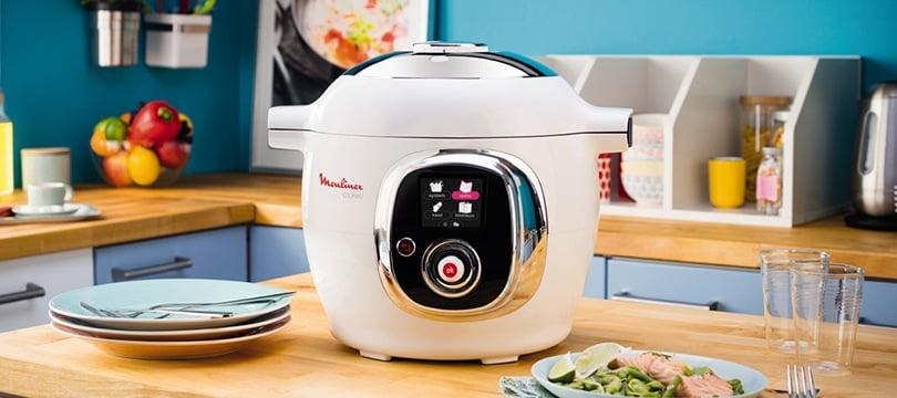 Moulinex Cookeo la evolución en la cocina