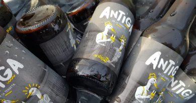 Cervezas Antiga maridaje