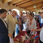 Francesc Colomer destaca el 'saber y el sabor' de un territorio para su posicionamiento turístico