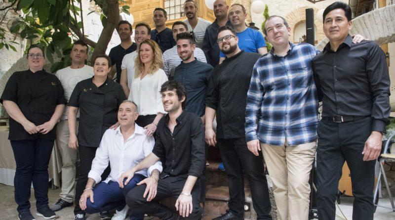 L'Om Restaurante, Pego reunió a un elenco de estrellas Michelin en sus primeras Jornadas Gastroculturales