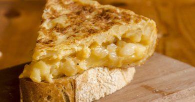 La tortilla de patatas desbanca a la paella: 3 de cada 4 españoles la eligen como plato favorito