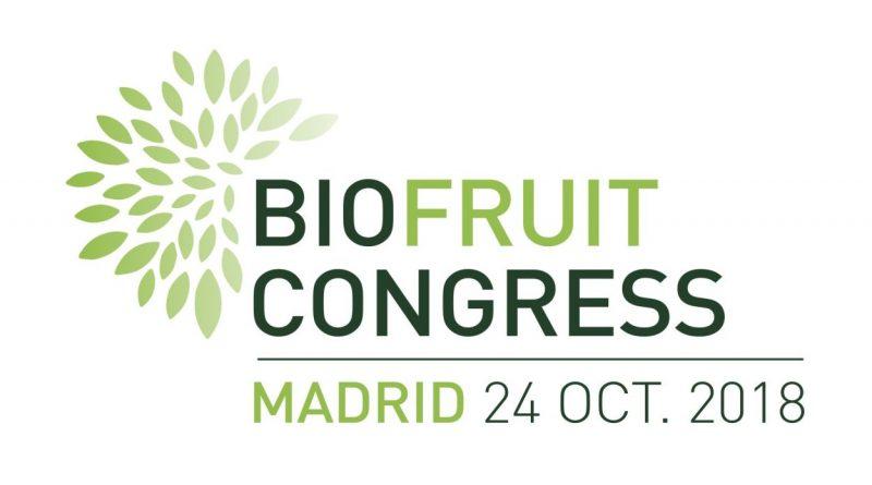 BIOFRUIT CONGRESS debatirá sobre el futuro de los mercadosecológicos en el marco de Fruit Attraction2018