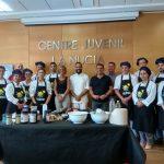 El MásterChef Slava clausura el Curso de Cocinapara Jóvenes desempleados