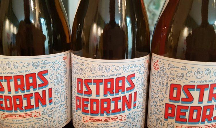 Ostras Pedrín de Bodegas Vicente Gandía reconocido como mejor vino blanco de España en su categoría por la semana vitivinícola