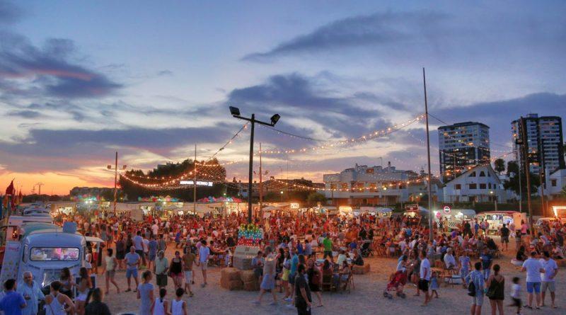 Solmarket arranca mañana en la playa de El Puig