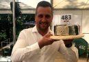 14.300 euros por medio queso Cabrales