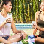 Los beneficios y propiedades de la leche con calcio