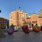 Mercavalència trae a la ciudad los trajesdel Museo de la Verdura de Calahorra