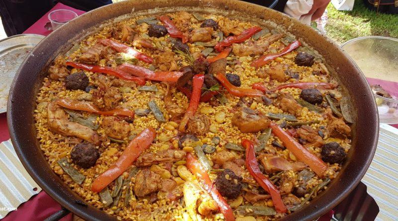 El Restaurante Sorolla de Valencia gana el II Concurso Internacional Paella de Arroz de la Valldigna