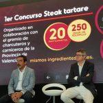 El Meat Carnival acoge el primer concurso internacional de Steak Tartare
