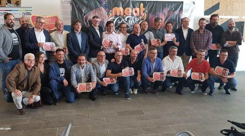 Presentación del Meat Carnival, el mayor festival de la carne de España en Valencia