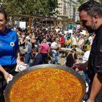La celebración del dia mundial de la paella logra «un enorme impacto» en la prensa internacional y en las redes sociales