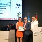 La Generalitat premia a Alboraya en la Semana Europea de la Movilidad por 'XufaBike'