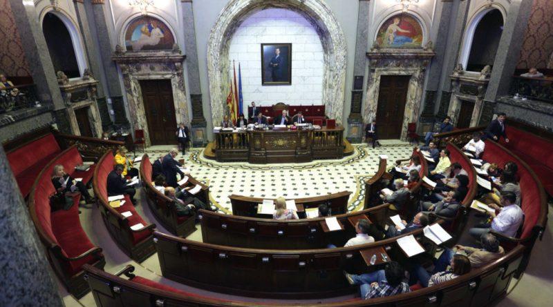 El pleno aprueba la creación del centro mundial de Valencia para la alimentación urbana sostenible