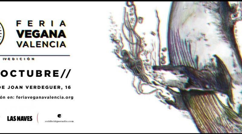 """La fira vegana València celebra su 4ª edición en las naves """"per un món sense violència"""""""