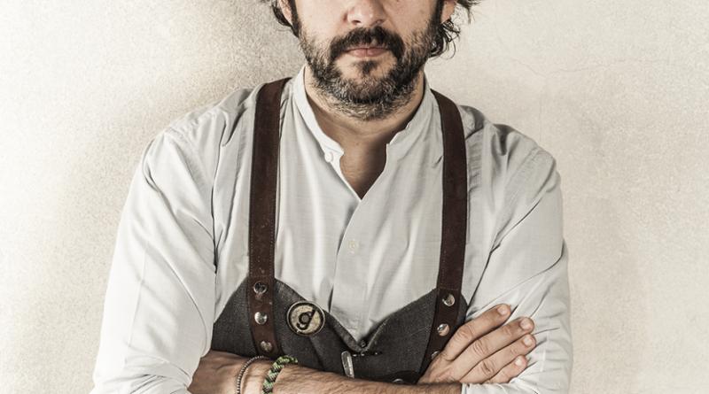 El chef con dos Estrellas Michelín Diego Guerrero, jurado del III Torneo de Cocina de ORPEA