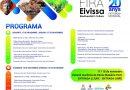 La sede de Baleària en Dénia acoge una feria gastronómica y cultural organizada por el Ajuntament d'Eivissa