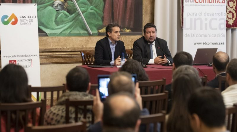 La Diputaciónapuesta por la comunicación para hacer triunfar los productos de la marca Castelló Ruta de Sabor