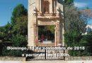 Todo a punto para el I Concurso de Gazpacho Villa de Tous este domingo 11 de Noviembre