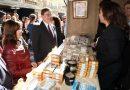 Puig señala la Feria de Jijona, en su X aniversario, como fruto de la unión de todo el pueblo