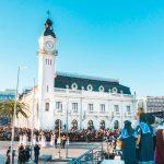 Gran fiesta para esperar a los Reyes Magos La Marina de Valencia