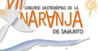 El próximo lunes finaliza el plazo para presentarse al VII Concurso Gastronómico de la Naranja