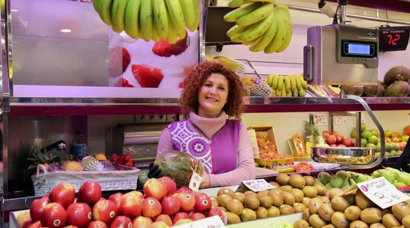 Carta de Merche Puchades, presidenta de la Asociación de Vendedores del Mercado Central