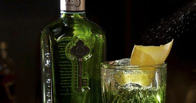 No3 LONDON DRY GIN: