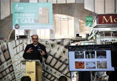 """El Mercado Central de València remodela su web para exportar a la venta on-line """"la experiencia única"""" de comprar en él"""