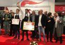El chef Alejandro Serrano, del Restaurante Alejandro, ganador de la 8ª edición del Concurso Creativo de la Gamba Roja de Dénia