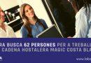 Labora busca 62 personas para trabajar en una cadena hotelera