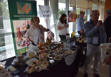 'Pon Aragón en tu mesa' organiza en Valencia el I Show Roomprofesional de productos agroalimentarios de la mano deGastrónoma.