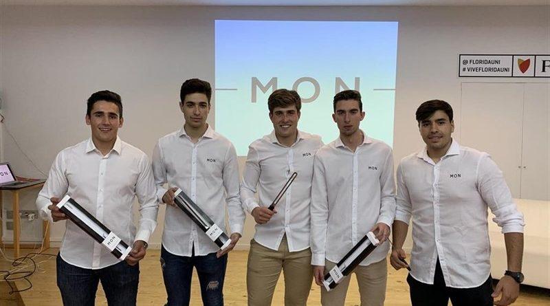Una startup de estudiantes valencianos lanza al mercado un cuchillo jamonero anti cortes