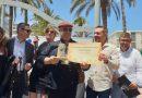 Paco Santamaría del Restaurante el Vermut se alza con el primer premio de Arroz de Vigilia de Tabernes de la Valdigna
