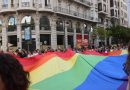 """Marcha en València del Orgullo LGTBI+ para celebrar los avances y """"no dar ni un paso atrás"""" en derechos"""