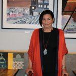 La cocinera Pepa Gomez Belloch deja los fogones por los pinceles
