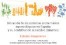 Sistemas alimentarios agroecológicos en España y su contribución al cambio climático