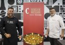 Sesión de gastronomía valenciana a cargode marcos Vllar de masterchefy la escuela de hostelería fundación CRUZCAMPO