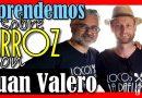 Aprendemos de arroz con Juan Valero arroces Tartana en Locos por la paella